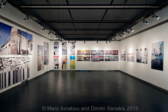 Expo Photo Dimitri Xenakis Maro Avrabou